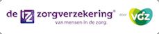 izz zorgverzekering door vgz logo
