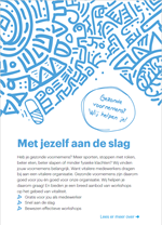 Flyer voor medewerkers